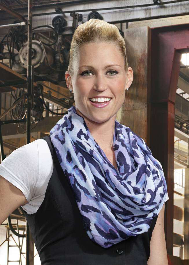 "Interior designer Melissa Roche of Las Vegas competed in Season 2 of ""Brother vs. Brother"" on HGTV."