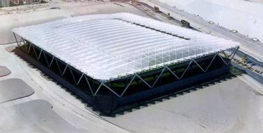 First look: Proposed soccer stadium for downtown will have retractable roof, air conditioning