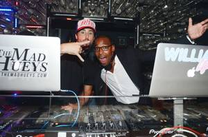 Brody Jenner Spins at Hyde Bellagio