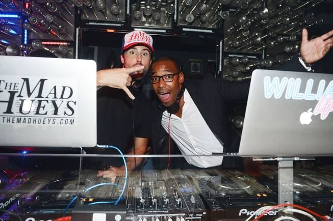 Brody Jenner, with DJ William Lifestyle, makes his DJ debut ...