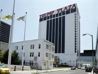 A former Atlantic City boardinghouse at the center of a David and Goliath battle between its owner and Donald Trump has been demolished. Vera Coking's modest three-story boardinghouse was ...