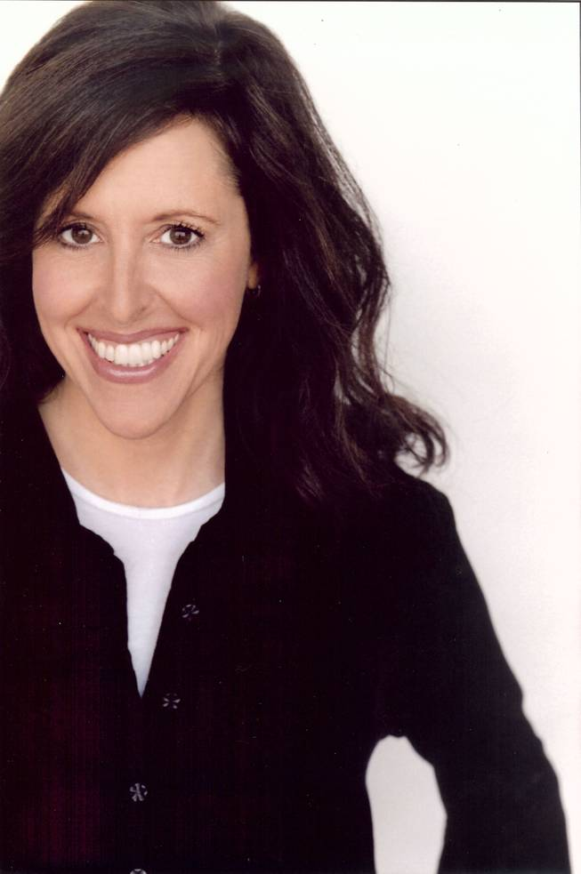 Longtime standup comic Wendy Liebman co-headlines the Lipshtick comedy series at the Venetian's Sands Showroom on Friday and Saturday nights.