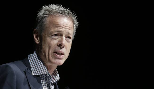 In this June 18, 2014, photo, Jeff Bewkes, chairman and CEO of Time Warner, attends the 2014 Cannes Lions 61st International Advertising Festival in Cannes, France. Time Warner on Wednesday, July 16, 2014, said that it has rejected a takeover bid worth about $76 billion from Rupert Murdoch's 21st Century Fox and said it has no interest in further discussions about a combination of two of the world's largest media and entertainment companies.