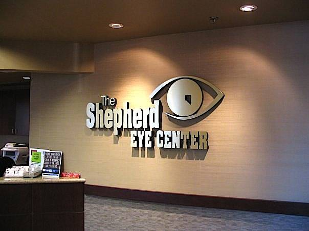 Shepherd Eye Center at 9100 W. Post Road , Las Vegas.