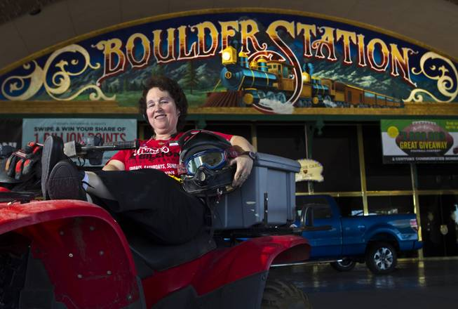 Boulder Station Employees Celebrate 20th Anniversary