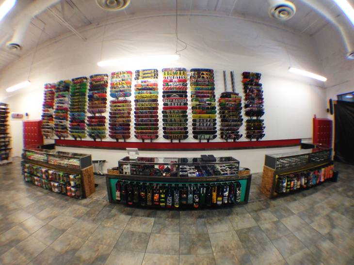 Pharmacy Boardshop  at 725 W. Craig Road, North Las Vegas.