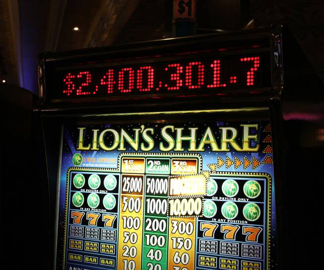 Largest Slot Machine Payout In History