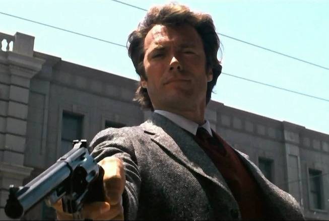 Clint Eastwood-Dirty Harry