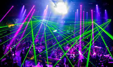 SLS nightlife makes good on promise for alternatives to EDM.
