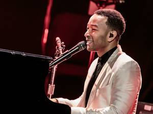 John Legend at The Chelsea
