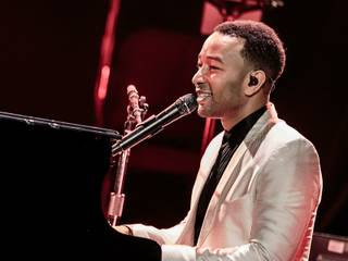 John Legend at The Chelsea on Sunday, Aug. 24, 2014, in The Cosmopolitan of Las Vegas.