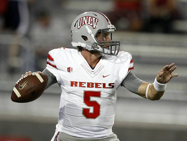 Freshman receiver looking to build on solid debut in UNLV's home opener