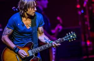 Keith Urban at The Chelsea