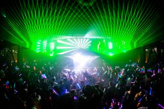 Deep Dish at Life Nightclub on Sunday, Aug. 31, 2014, in SLS Las Vegas.