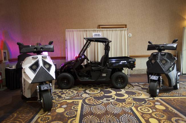 Xtreme Green Electric Vehicles on display at the National Clean Energy Summit 7.0: Partnership & Progress on Thursday, September 4th at Mandalay Bay Resort & Casino in Las Vegas.