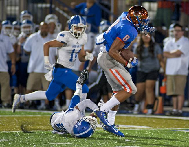 Bishop Gorman vs. Bingham