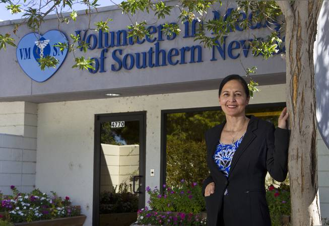Dr. Florence Jameson, a veteran OB/GYN in town, is also the volunteer CEO of Volunteers in Medicine, which opened its first clinic a few years ago to serve uninsured patients on Wednesday, September 3, 2014.