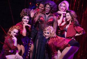 'Kinky Boots' at Smith Center