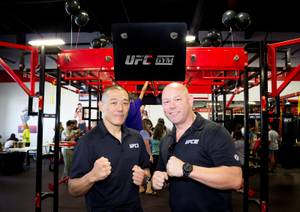 UFC Gym Grand Opening