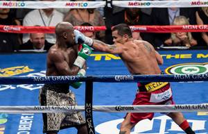 Mayweather Jr. vs. Maidana 2