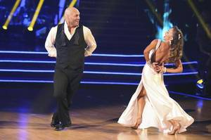 Randy Couture on 'DWTS'