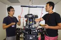 For the past 14 years, Paul Oh has been working with students at Drexel University to turn science fiction into reality. His specialty is robotics. His projects include designing a flying ambulance to rescue people injured in disasters, developing a field of indoor flying robots to help first responders and ...