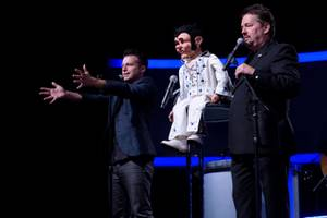 Mat Franco at Terry Fator