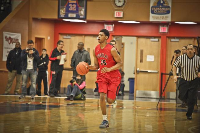 UNLV nets first class of 2016 commitment from Findlay Prep forward
