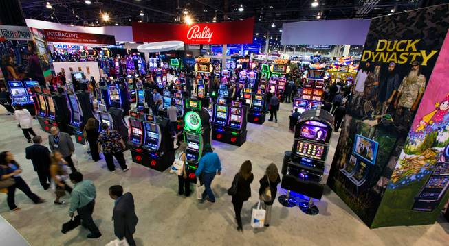 Global Gaming Expo 2014