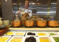 Lawrence Eells, the executive chef at the Hyatt Regency Orlando, in Florida, would like his kitchen, or at least its operations, to be as lean as his roast beef. So in April, he welcomed a team of researchers looking at ways to reduce food waste, especially around the abundant ...