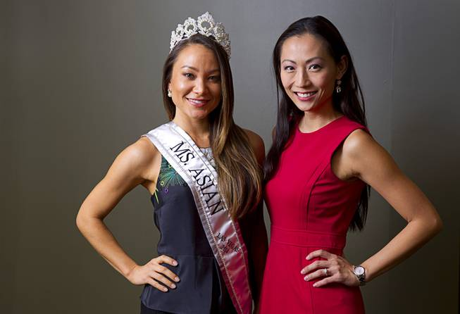 Miss Asian Las Vegas Pageant Founder Annie Chang Evans