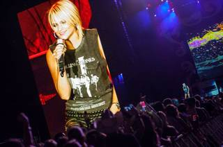 Day 2 of the inaugural Route 91 Harvest country music festival with headliner Miranda Lambert on Saturday, Oct. 4, 2014, at MGM Resorts Village.