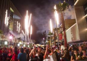 Grand Opening of Downtown Summerlin