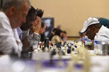 "Millionaire Chess: What happens when the ""ancient sport"" moves its pieces onto the Strip?"
