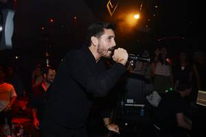 Scott Disick Hosts at 1 OAK