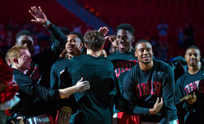 Bern's-Eye View: What to expect from each player in UNLV's rotation