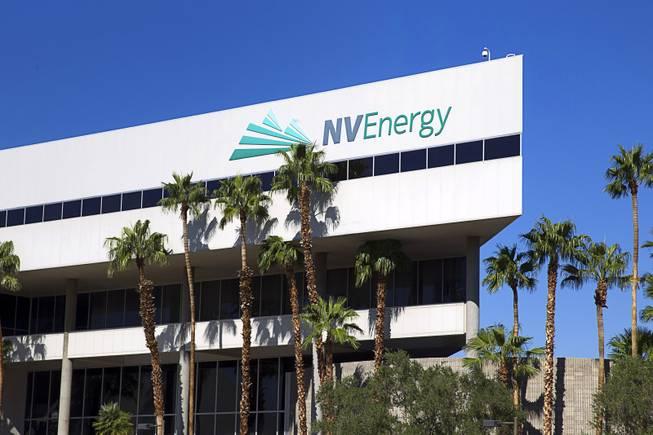 NV Energy Building Exterior