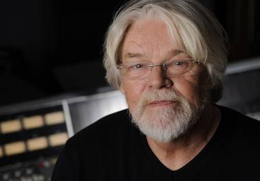 Singer Bob Seger in a Capitol Records studio Thursday, Oct. 16, 2014, in Los Angeles.