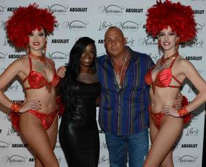 Martorano's Grand Opening in Paris