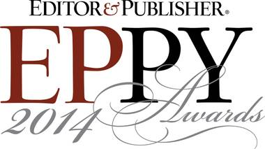 Editor & Publisher announced the winners of its annual, nationwide contest today.