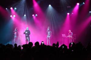 2014 Halloween: Erasure at the Palms