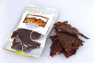 JB's Smokehouse Ghost Chipotle Jerky