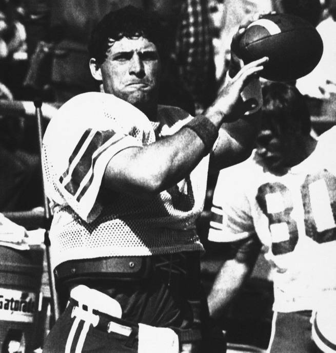Former Rebel remembers fondly 1981 victory at BYU