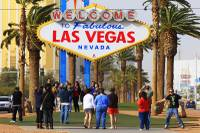 A spike in millennial visitors to Las Vegas has the generation almost eclipsing Generation X tourists in town. The Las Vegas Convention and Visitors Authority released its annual Las Vegas Visitors Profile on Wednesday, confirming millennials are poised to ...