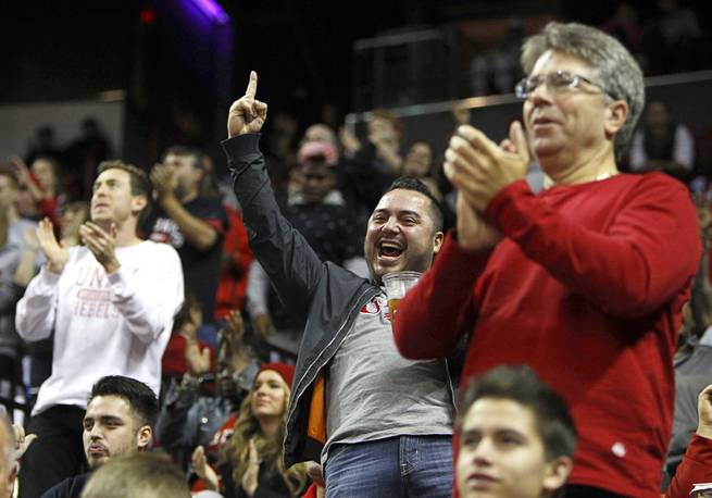 UNLV announces nonconference slate with MGM Grand game in ticket package