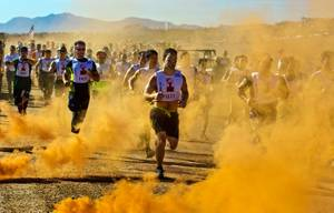 The World's Toughest Mudder 2014