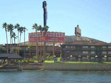 The USS Riverboat Tour of Laughlin on Saturday, Nov. 8, 2014.
