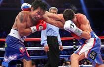 Pacquiao Defeats Algieri