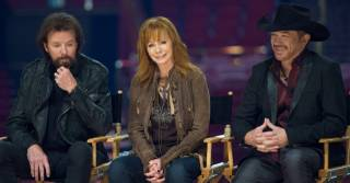 Reba McEntire and Brooks & Dunn announce their show