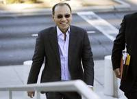 In this Nov. 6, 2014, file photo, Wei Seng Phua walks into federal court in Las Vegas.